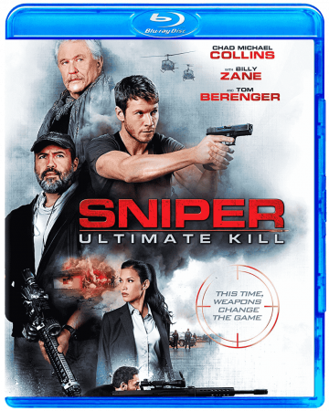 Sniper: Ultimate Kill Blu-ray 1080P REMUX