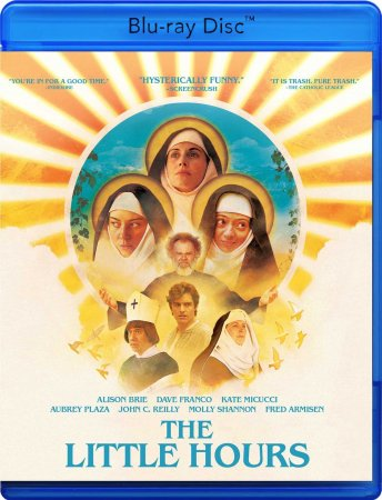 The Little Hours BluRay REMUX