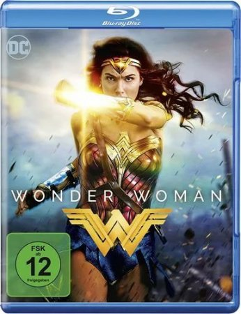 Wonder Woman 1080p BluRay REMUX
