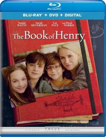 The Book Of Henry 1080p BluRay REMUX AVC DTS-HD