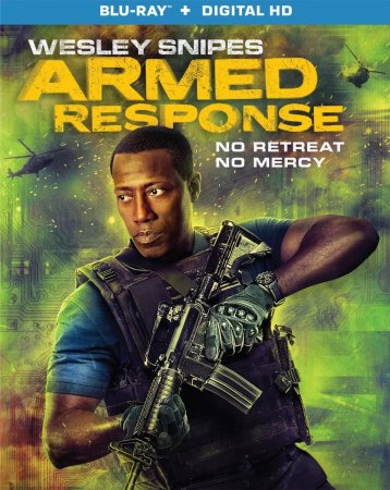 Armed Response BluRay