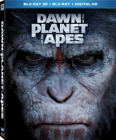 War for the Planet of the Apes 1080p 3D BluRay
