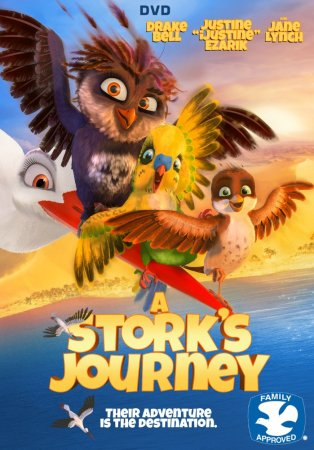 A Stork's Journey BluRAy REMUX
