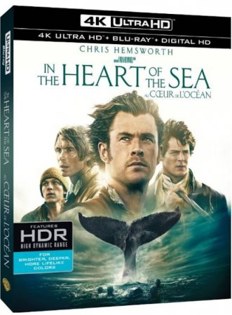 In the Heart of the Sea 4K BluRay REMUX