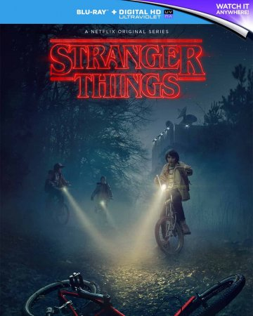 Stranger Things S01 Ep. 1-8 BluRay 1080P