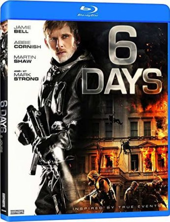 6 Days 2017 1080p BluRay