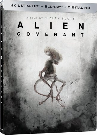Alien: Covenant Blu-Ray REMUX 2160P Ultra HD