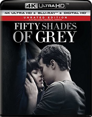 Fifty Shades of Grey 2160P Blu-Ray