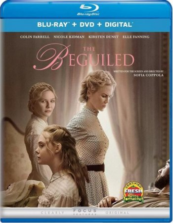 The Beguiled 1080p BluRay