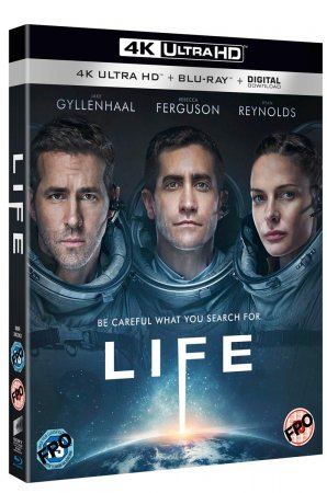 Life Blu-Ray REMUX 4K Ultra HD