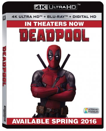 Deadpool 4K Ultra HD