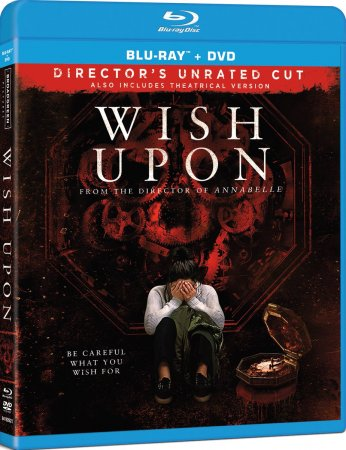 Wish Upon UNRATED 1080p BluRay