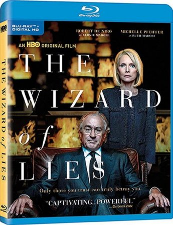 The Wizard of Lies 1080p BluRay