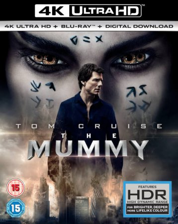 The Mummy 4K BDRip
