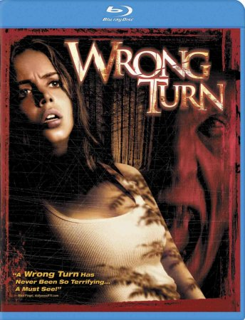 Wrong Turn 1080p BluRay