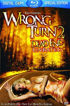 Wrong Turn 2 Dead End 1080p BluRay