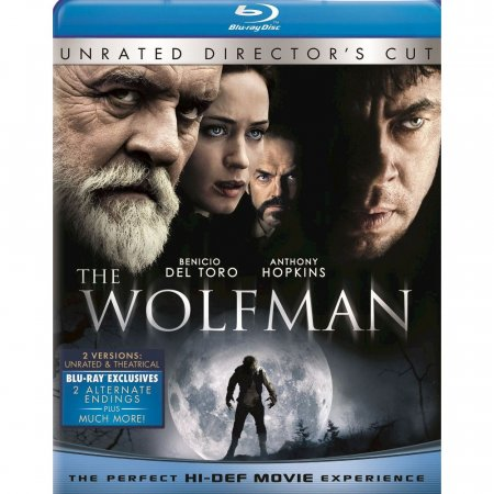 The Wolfman 1080p BluRay