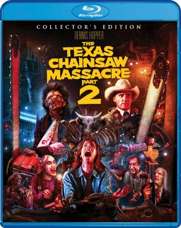 The Texas Chainsaw Massacre Part 2 1986 1080p BluRay