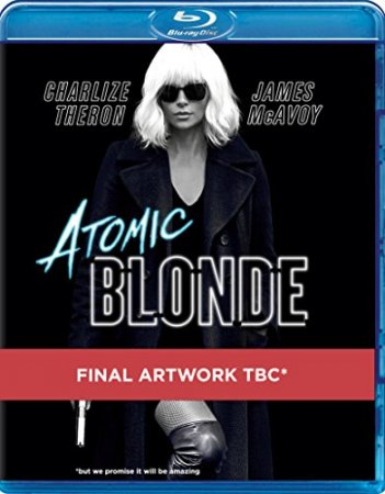 Atomic Blonde 1080P Bluray REMUX