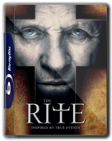 The Rite 1080p BluRay
