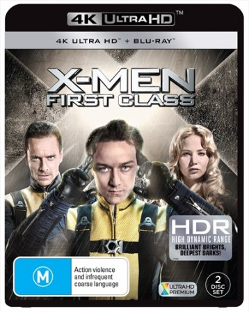 X-Men First Class - REMUX