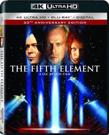 The Fifth Element BDRemux