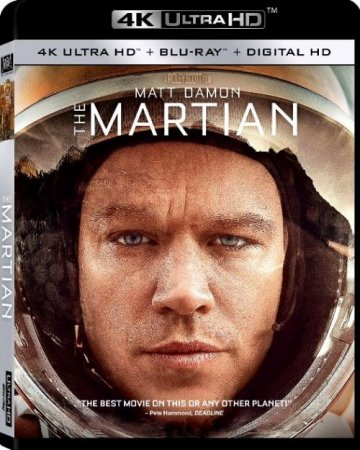 The Martian 4K Ultra HD 2160P