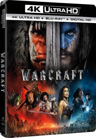 Warcraft 4K Ultra HD Remux