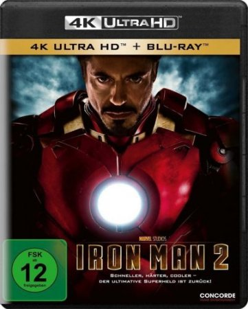 Iron Man 3 (2013) REMUX 4K Ultra HD 2160p » Blu-Ray Movies