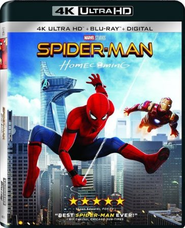 Spider-Man: Homecoming (2017) REMUX 4K UHD