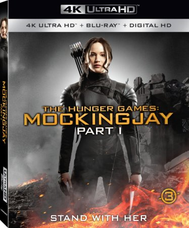 The Hunger Games Mockingjay Part 1 (2014) REMUX 4K