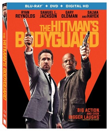 The Hitmans Bodyguard (2017) 1080P DTS-HD