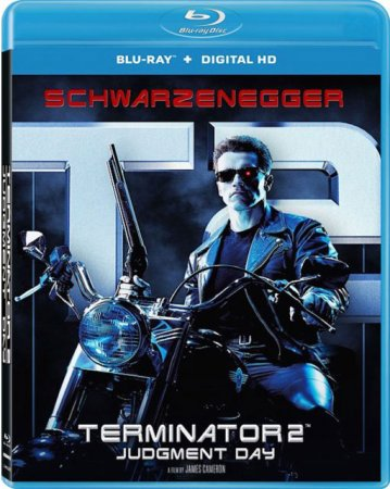 Terminator 2: Judgment Day (1991) HD 1080 Blu-Ray