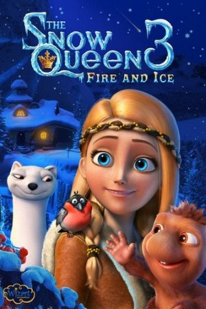 The Snow Queen 3 (2016) 3D