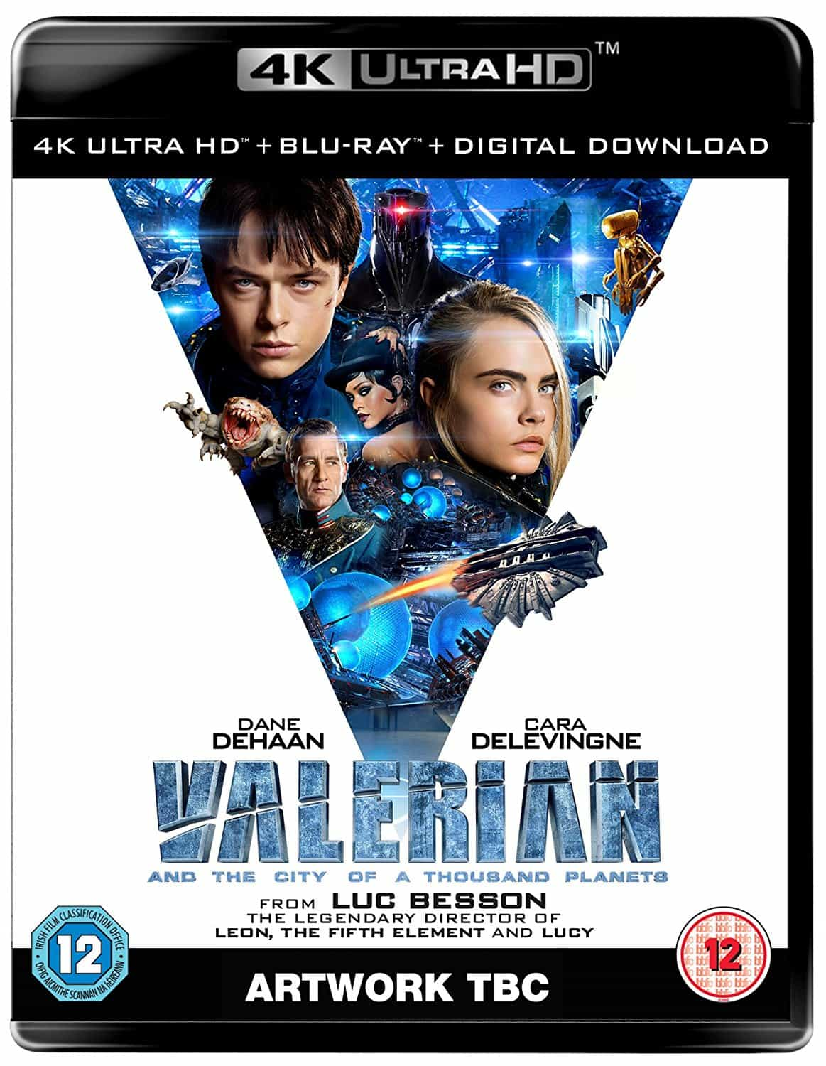 Valerian and the City of a Thousand Planets 2017 REMUX 4K Ultra HD