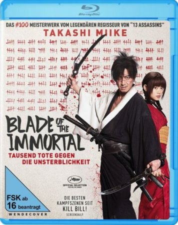 Blade of the Immortal JAPANESE 1080p REMUX