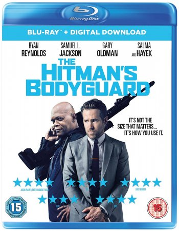 The Hitmans Bodyguard (2017) 1080p