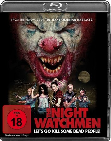 The Night Watchmen (2017) 1080p REMUX