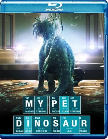 My Pet Dinosaur (2017) 1080p REMUX