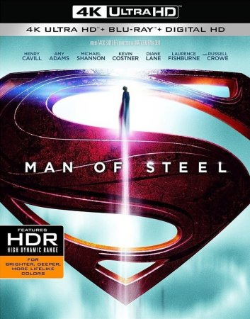 Man Of Steel (2013) REMUX 4K ULTRA HD