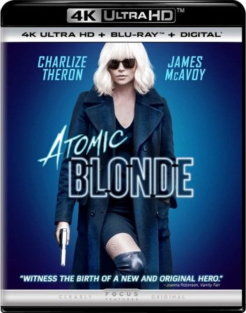 Atomic Blonde (2017) 4K Ultra HD 2160p REMUX HDR10