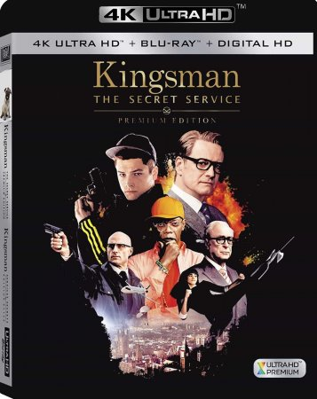 Kingsman: The Secret Service (2014) UHD 4K REMUX HDR10