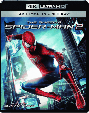 The Amazing Spider-Man (2012) REMUX 4K ULTRA HD