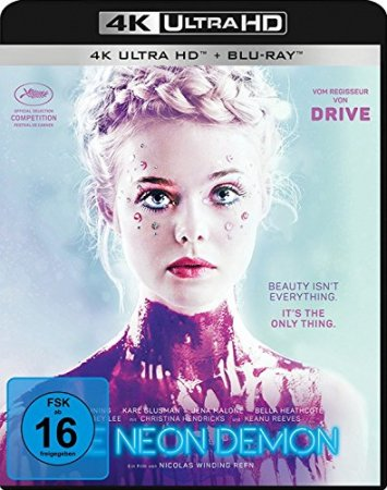 The Neon Demon 2016 4K REMUX Ultra HD 2160P