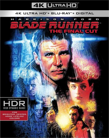 Blade Runner (1982) The Final Cut 4K Ultra HD