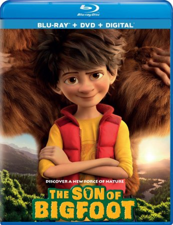 The Son Of Bigfoot (2017) 1080p REMUX