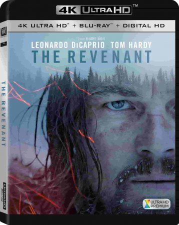 The Revenant 2015 4K Blu-ray REMUX 2160P