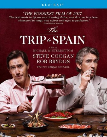 The Trip to Spain (2017) 1080p REMUX