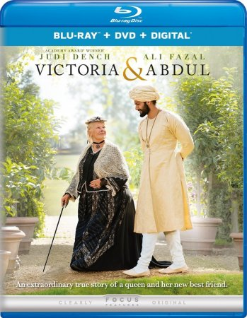 Victoria and Abdul (2017) 1080p REMUX AVC DTS-HD