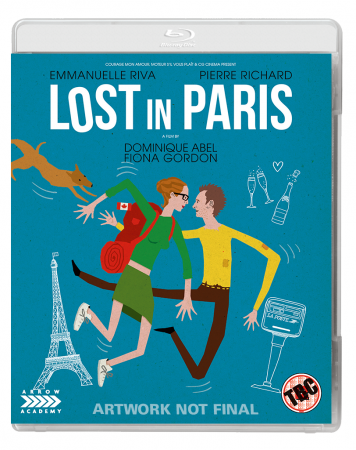 Lost in Paris (2016) 1080p REMUX AVC DTS-HD